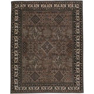"""Vintage Persian Bakhtiari Carpet - Size: 8' 4"""" X 10' 9"""" For Sale"""