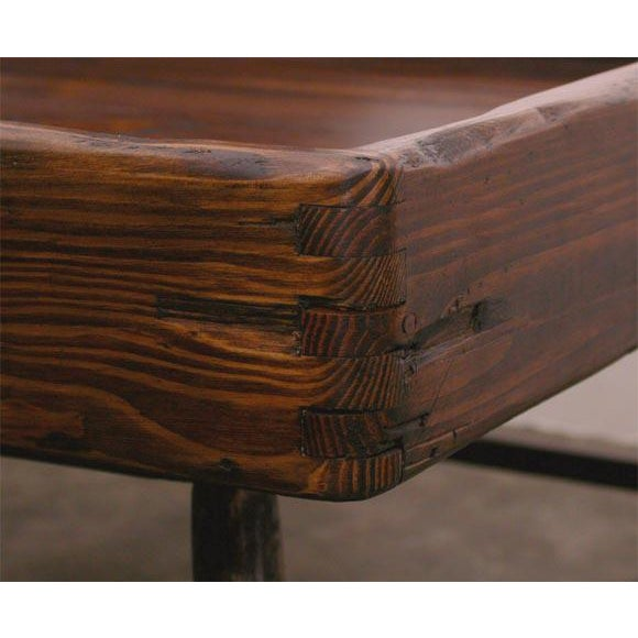 JW Custom Line Tray Top Coffee Table - Image 5 of 5