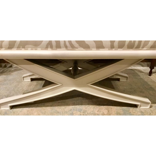 Traditional Vanguard Custom X Bench For Sale - Image 3 of 6
