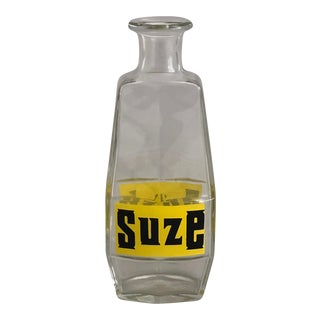 Suze French Advertising Carafe For Sale