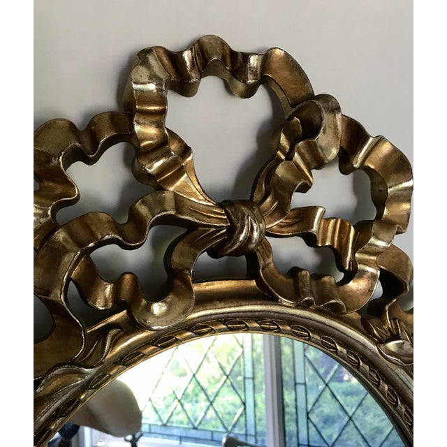 This is such a lovely mirror made by Syroco in the mid-century. As I'm sure you already know, Syroco makes it's items out...