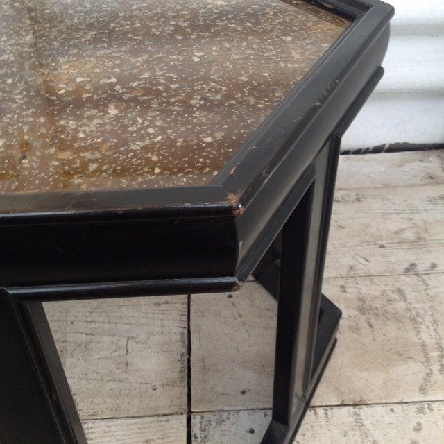 John Keal Black Salt Table - Image 7 of 7