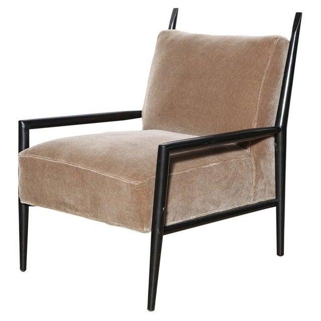 1950s Vintage Paul McCobb 3082-E Planner Group Ebonized Lounge Chair For Sale - Image 12 of 12