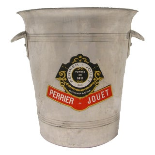 Perrier-Jouet Champagne or Wine Bucket