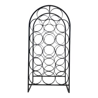 Umanoff Iron Wine Rack For Sale