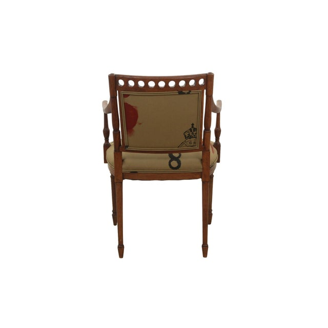 Wood Ralph Lauren Sheraton Chair For Sale - Image 7 of 9