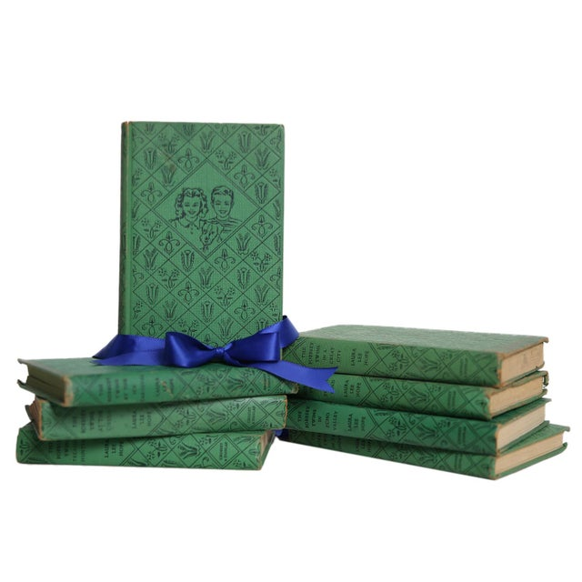 Vintage Book Gift Set: The Bobbsey Twins, S/8 For Sale In Atlanta - Image 6 of 6
