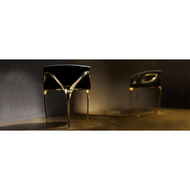 Chandra Chair From Covet Paris For Sale - Image 4 of 9
