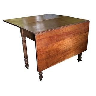 1890s Antique Folding Farmhouse Table