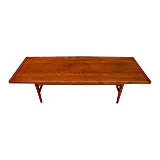 1950s Coffee Table by Kipp Stewart for Drexel For Sale