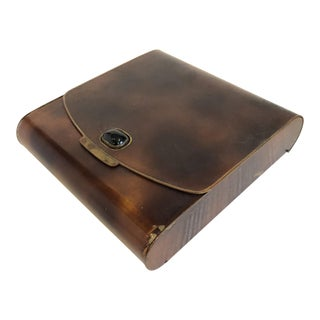 Art Deco Cigarette Case Holder For Sale