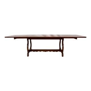 Spanish Farmhouse Dining Table For Sale
