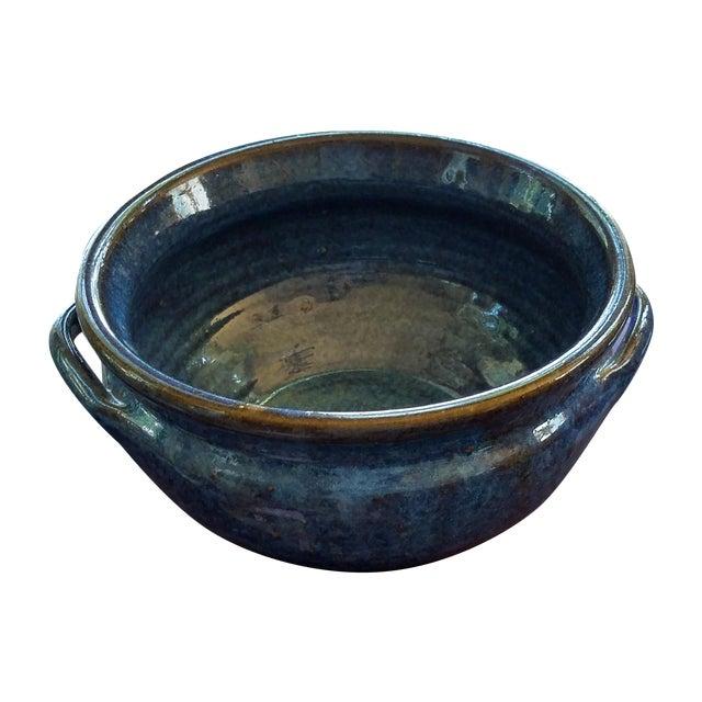 Saint Amand en Puisaye Les Bleus Bowl - Image 1 of 8