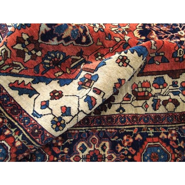 19th Century Fereghan Sarouk Rug For Sale - Image 10 of 10