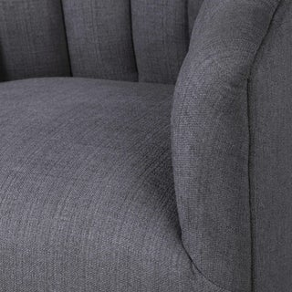Barrel Back Swivel Chair Preview