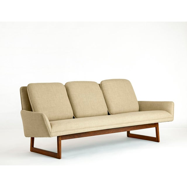 Jens Risom, Pair of Sofas, Circa 1960's For Sale - Image 9 of 10
