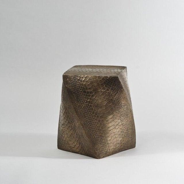 2010s Erin Sullivan, Bronze Serpent, USA, 2015 For Sale - Image 5 of 11