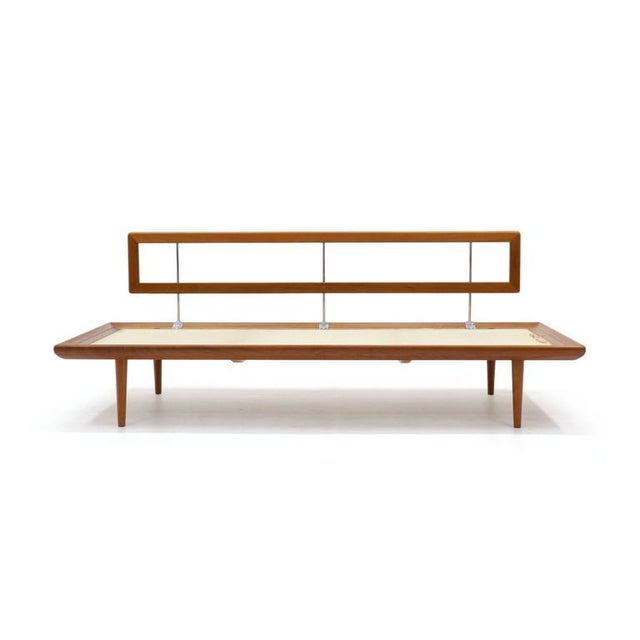 Three-Piece Peter Hvidt & Orla Mølgaard-Nielsen Sofa/Daybed and Pair of Settees - Image 7 of 10