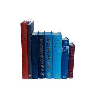 Pottery & Porcelain Book Collection - Set of 8 For Sale