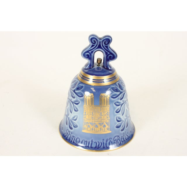 Bing & Grondahl Paris 1978 Annual Porcelain Bell - Image 3 of 4
