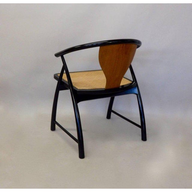1970s Michael Taylor for Baker Side Chair For Sale - Image 5 of 7