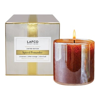 LAFCO Spiced Pomander Limited Edition Signature Candle, 15.5. oz For Sale
