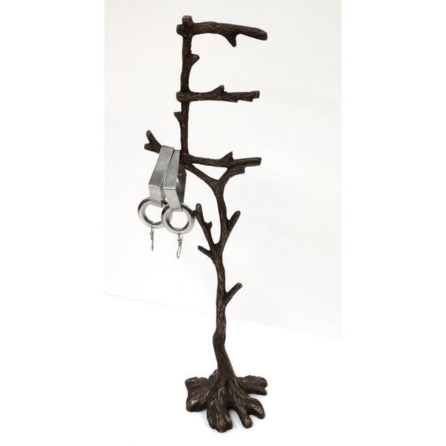 Jewelry Tree Art Display For Sale - Image 5 of 10