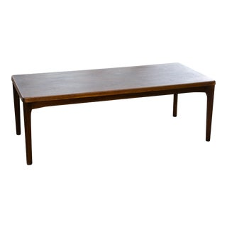 Danish Coffee Table by Vejla Stole Mobelfabrik