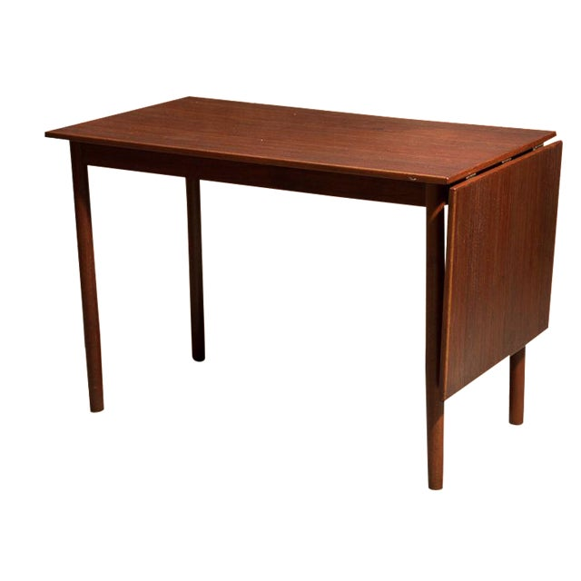 Skodborg Møbelfabrik Drop-Leaf Danish Desk - Image 1 of 11