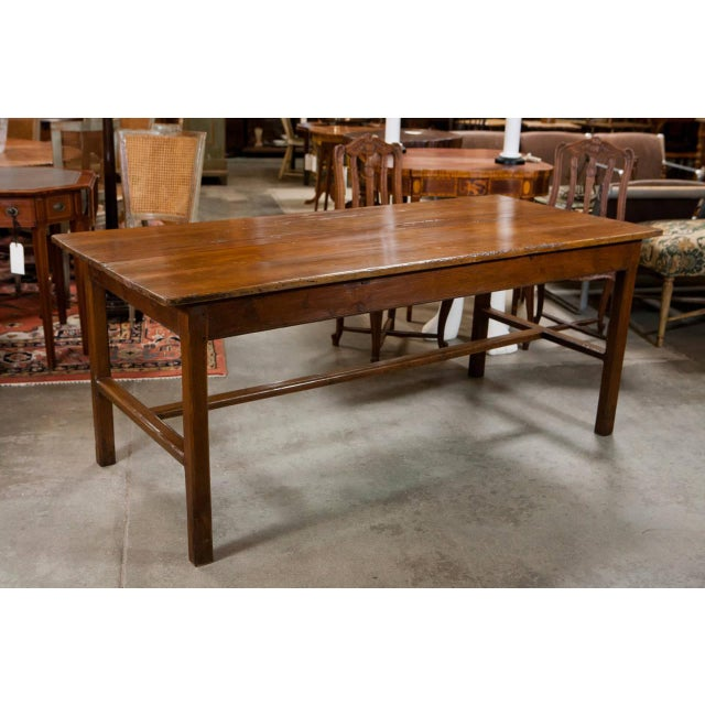 French Fruitwood Farm Table - Image 6 of 6