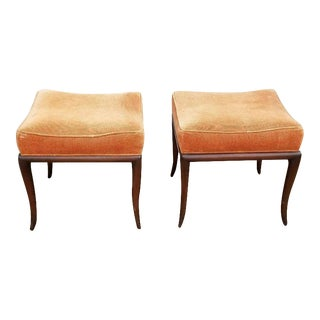Widdicomb Robsjohn Gibbings Benches - A Pair For Sale