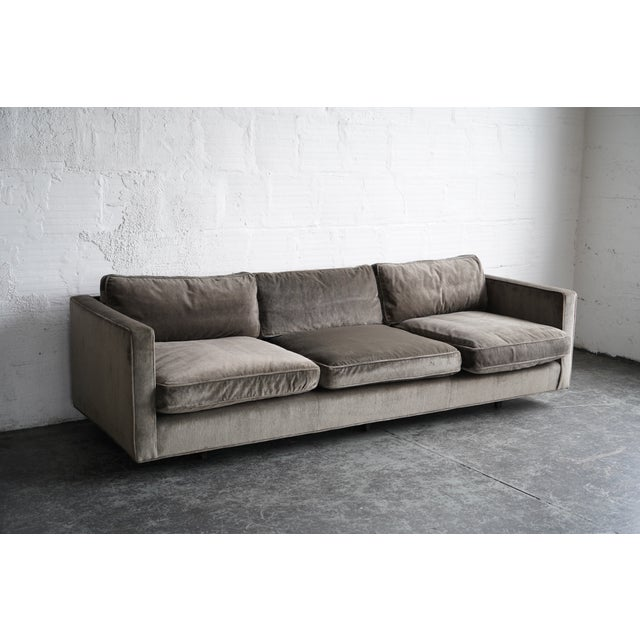 This sofa is extremely comfy! Just Wow!