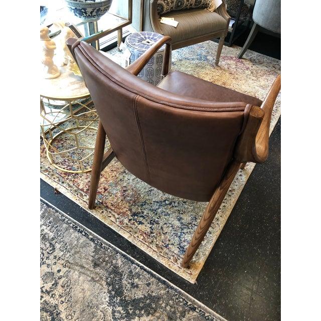 Modern Kiannah Club Chair For Sale - Image 9 of 11