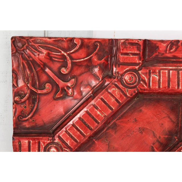 Tin Ceiling Panel For Sale In New York - Image 6 of 13
