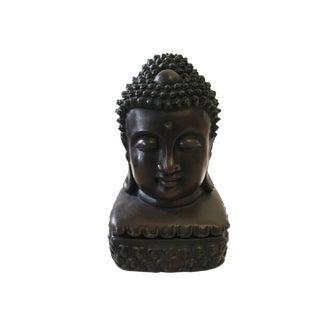Buddha Head Incense Burner