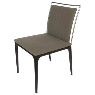 """G. Soressi for Pietro Constantini of Italy """"Four Seasons 3"""" Chair For Sale"""