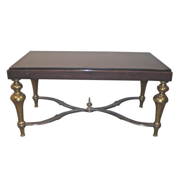 Vintage French Coffee Table - Image 1 of 5