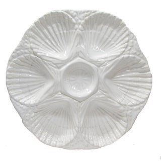 Portuguese Oyster Plates - Set of 3 Preview