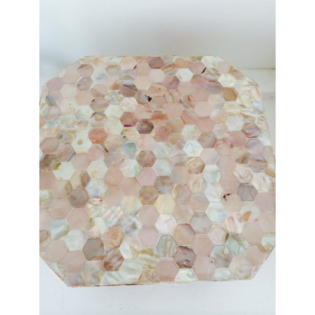 Mother of Pearl Tiled Box - Image 6 of 8
