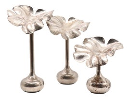 Image of Silver Vases