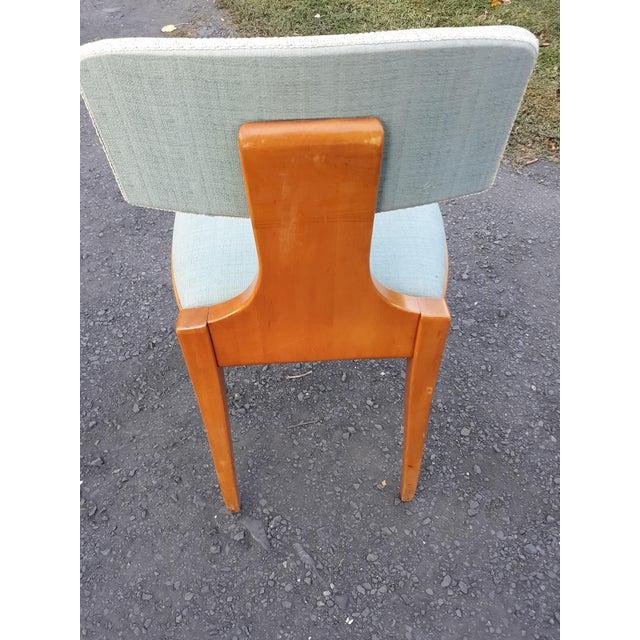 1930s John Stuart Art Deco Chair For Sale - Image 9 of 11