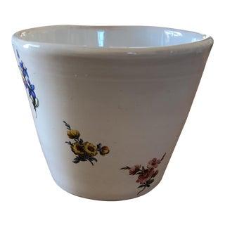 Italian Hand Thrown Vase