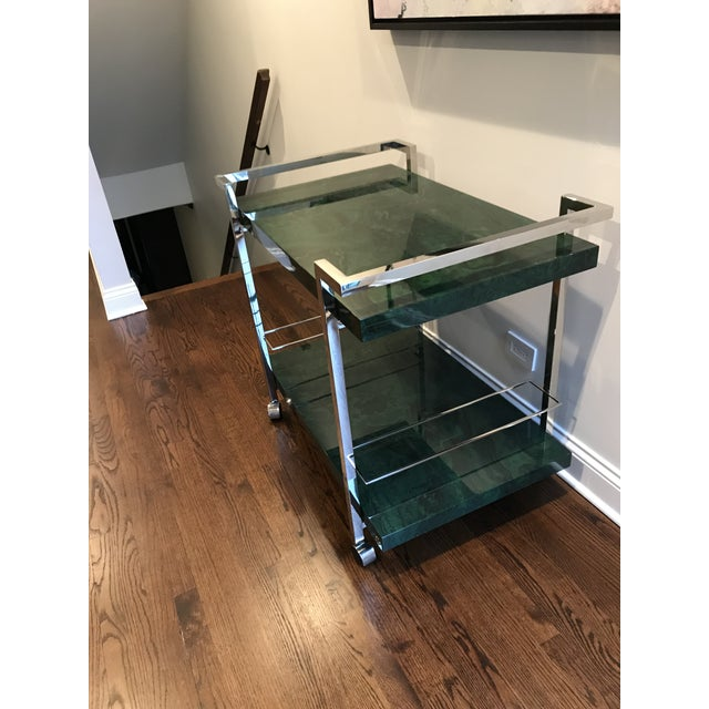 Maddox Maln Bar Cart For Sale - Image 11 of 13