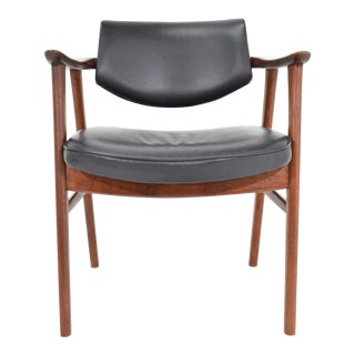 Danish Executive Chair For Sale