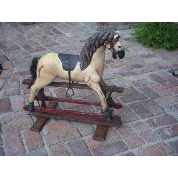 Victorian Toy Horse - Image 4 of 8