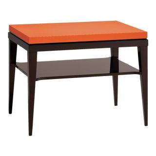 Kindel Furniture Nicholas Spot Side Table For Sale