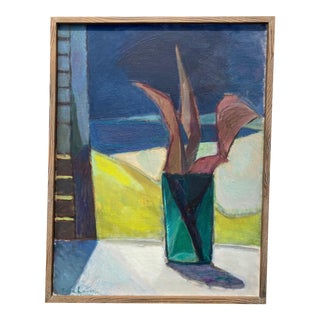 Scandinavian 20th-Century Modernist Still Life For Sale