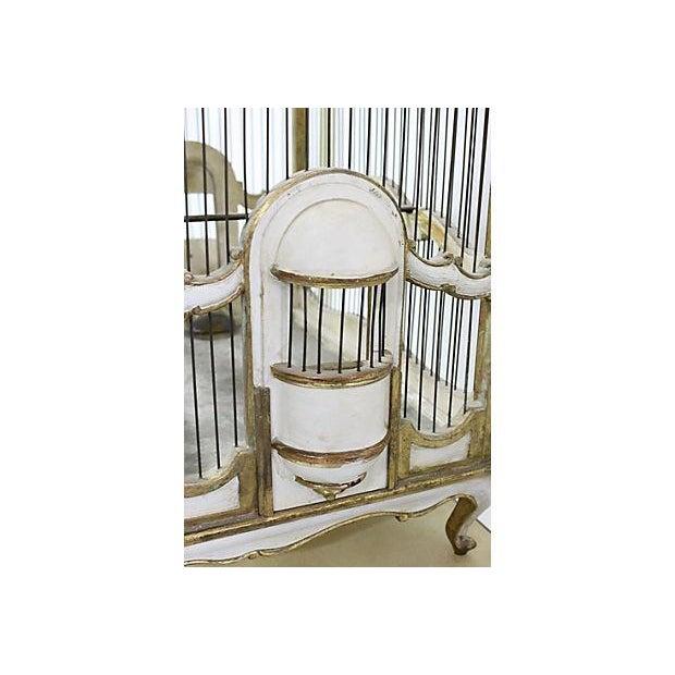 Florentine Birdcage & Pedestal - Image 4 of 7
