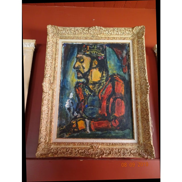 Contemporary French Painting For Sale - Image 12 of 12