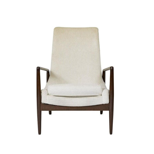 Danish lounge chair attributed to Ib Kofod Larsen. Store formerly known as ARTFUL DODGER INC